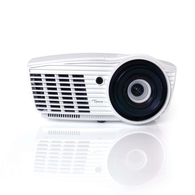 Vidéoprojecteur Optoma HD161X Vidéoprojecteur Full HD 1080p Full 3D 2000 Lumens HDMI - Lens Shift