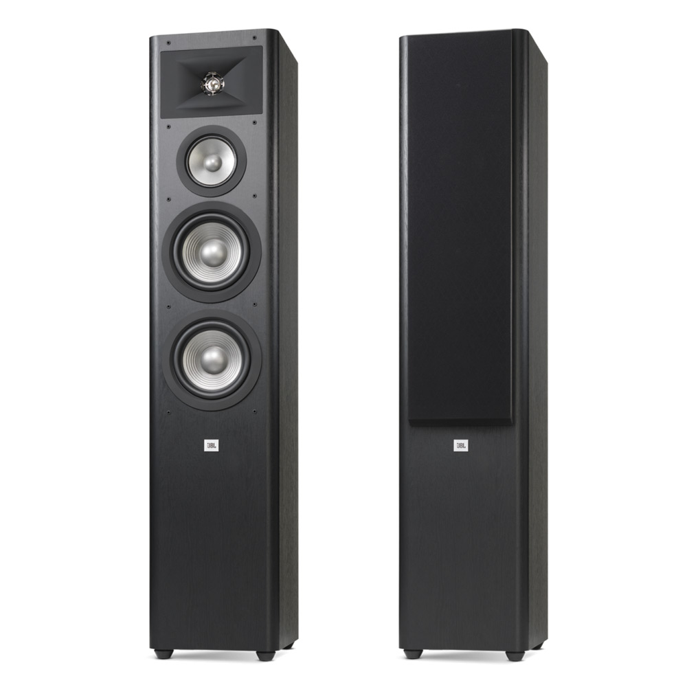 jbl studio 280 noir enceintes hifi jbl sur ldlc. Black Bedroom Furniture Sets. Home Design Ideas