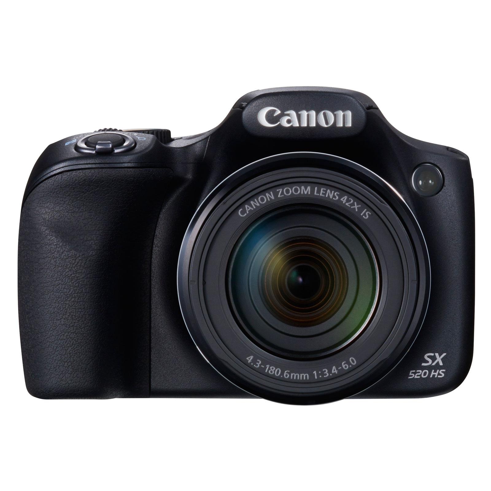 canon sx520 hs 9544b002 achat vente appareil photo. Black Bedroom Furniture Sets. Home Design Ideas