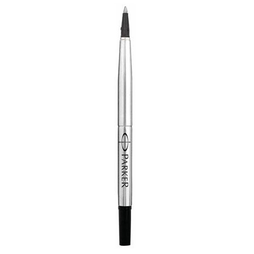 parker recharge stylo roller pointe moyenne noire s0168630 achat vente stylo feutre sur. Black Bedroom Furniture Sets. Home Design Ideas