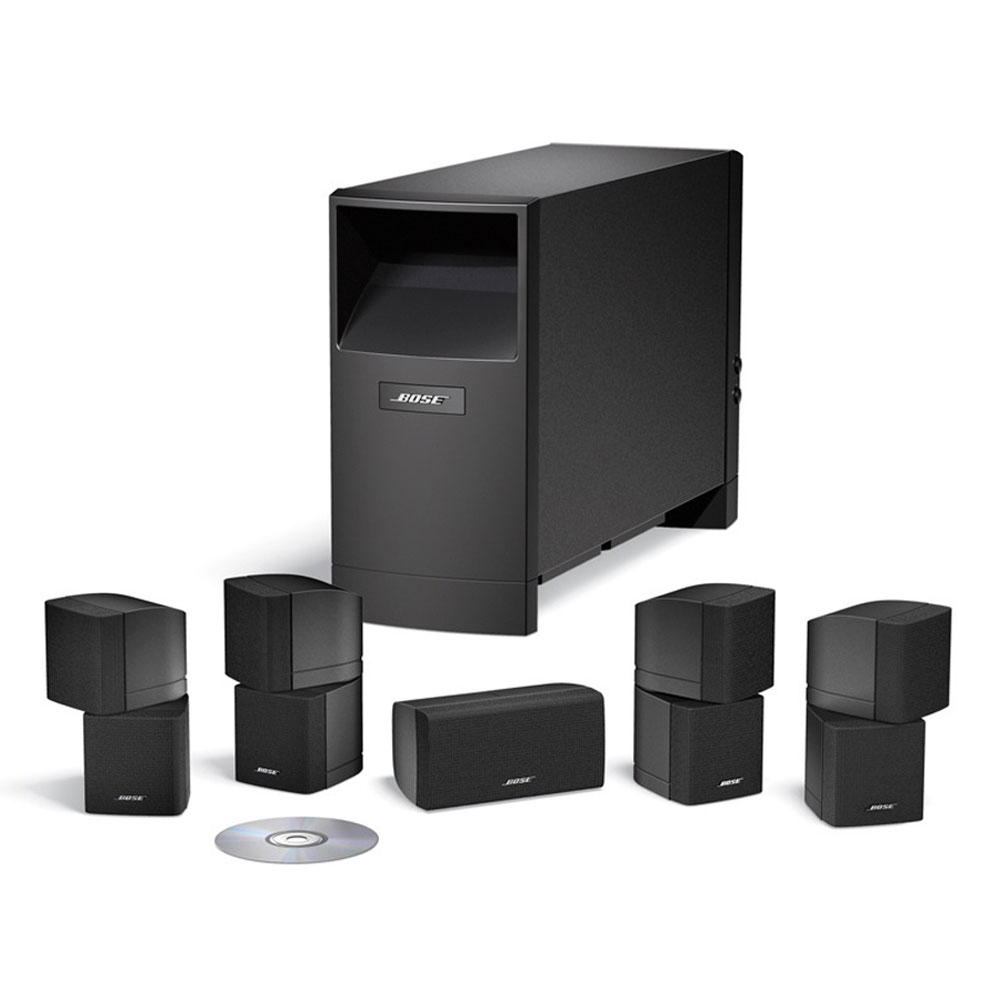bose acoustimass 10 noir enceintes hifi bose sur ldlc. Black Bedroom Furniture Sets. Home Design Ideas