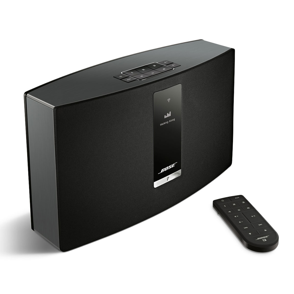 bose soundtouch 20 s rie ii noir dock enceinte. Black Bedroom Furniture Sets. Home Design Ideas