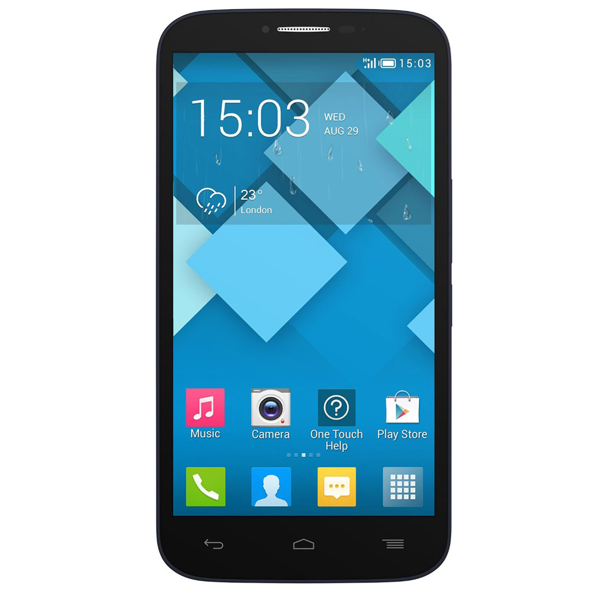 Alcatel touch 5036d фото