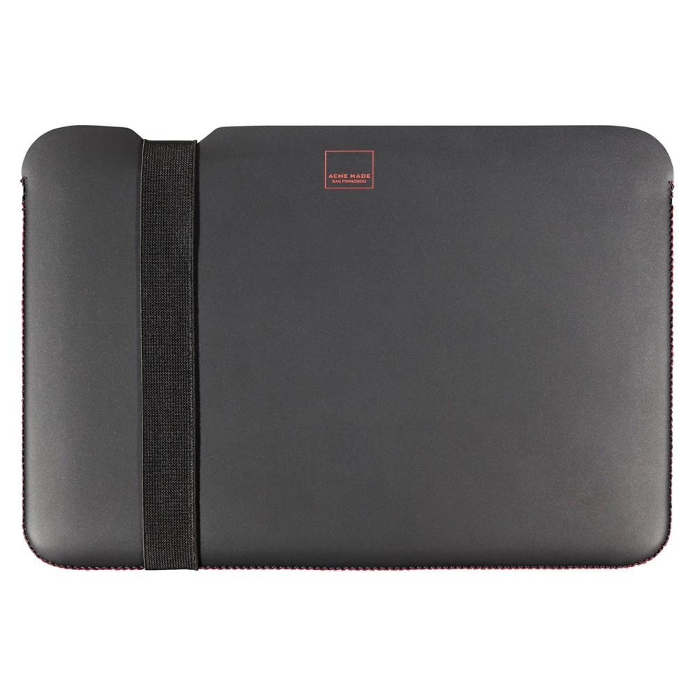 Acme made skinny sleeve macbook pro 13 noir 00932 for Housse macbook pro 13