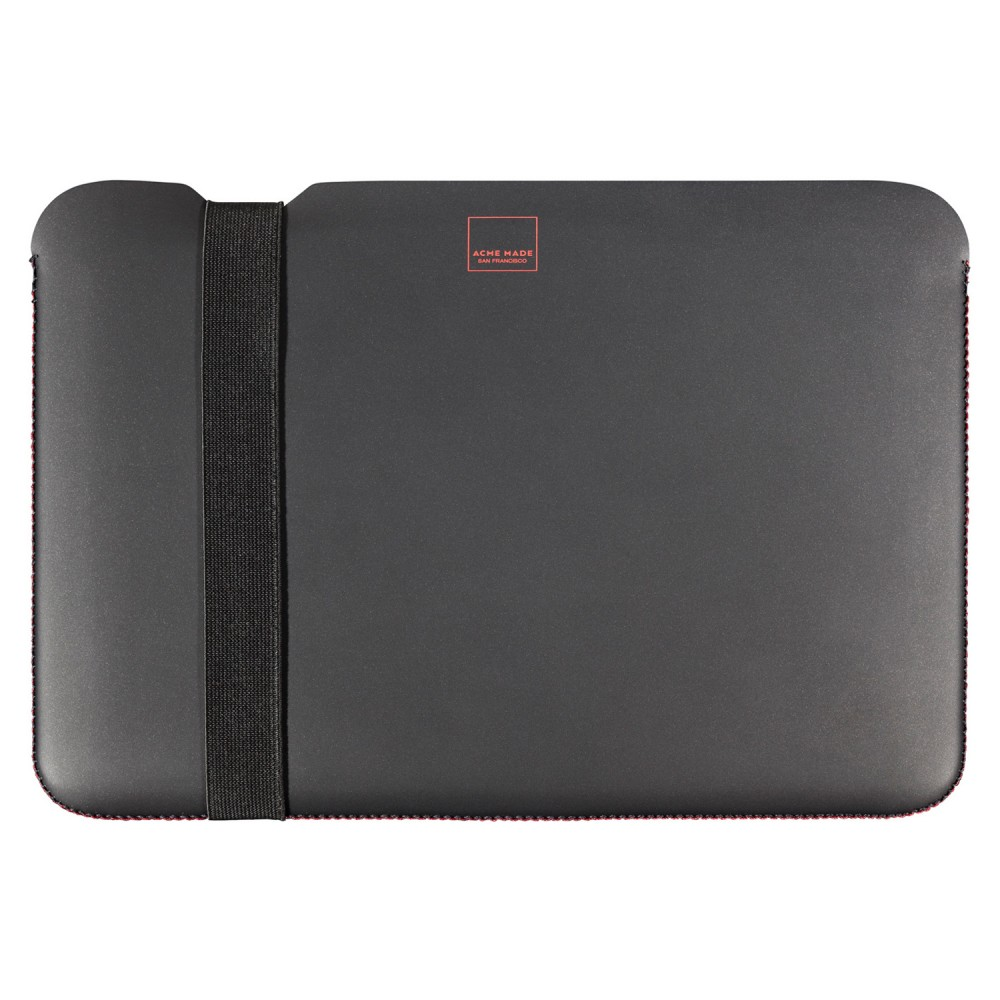 Acme made skinny sleeve macbook air 11 noir sac for Housse macbook air