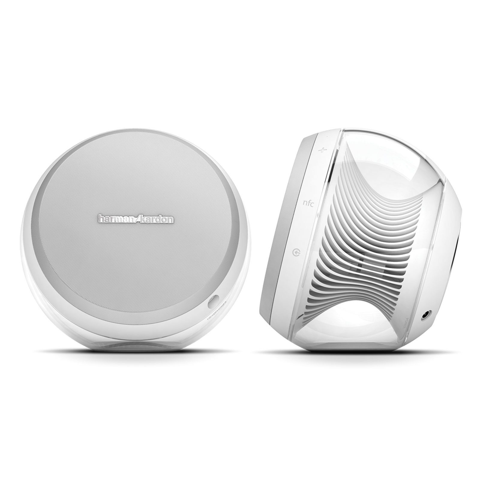 harman kardon nova blanc dock enceinte bluetooth. Black Bedroom Furniture Sets. Home Design Ideas
