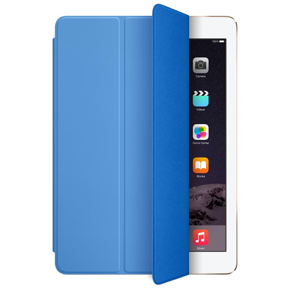 Accessoires Tablette Apple iPad Air Smart Cover Bleu Protection écran pour iPad Air et iPad Air 2
