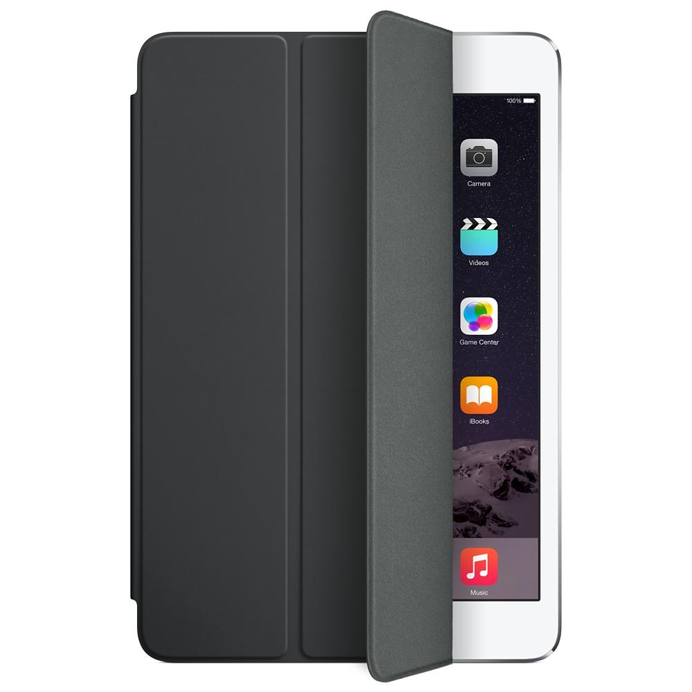 Accessoires Tablette Apple iPad mini Smart Cover Noir Protection écran pour iPad mini et iPad mini avec écran Retina et iPad mini 3
