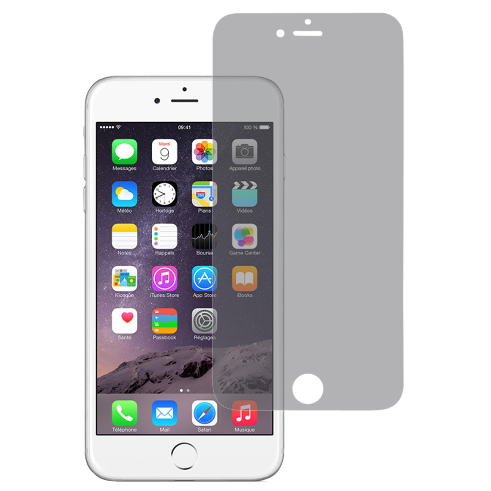 Film protecteur téléphone Swiss Charger SCP50212 Films protège écran Apple iPhone 6 Plus Films de protection anti-rayures pour iPhone 6 Plus