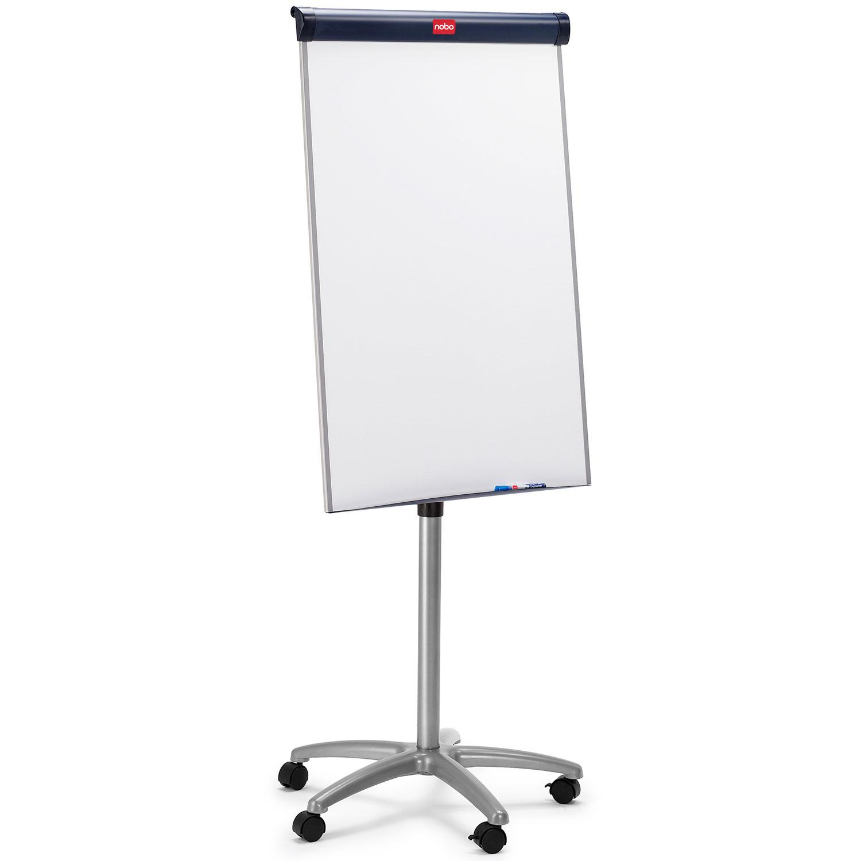 nobo chevalet de conf rence mobile barracuda tableau blanc et paperboard nobo sur ldlc. Black Bedroom Furniture Sets. Home Design Ideas