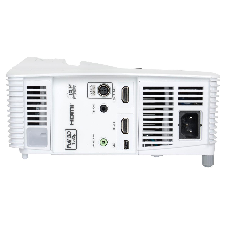 Optoma gt1080 ocm818w ru vid oprojecteur optoma sur ldlc - Support plafond videoprojecteur optoma ...