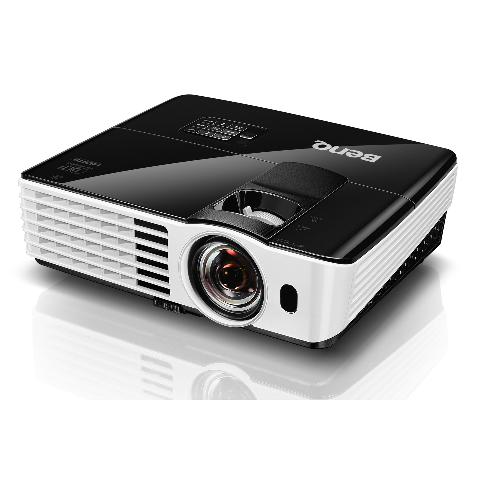 Benq th682st vid oprojecteur benq sur ldlc for Meuble videoprojecteur