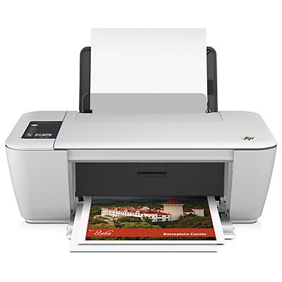 Imprimante multifonction HP Deskjet 2543 AiO Imprimante Multifonction jet d'encre couleur 3-en-1 (USB 2.0 / Wi-Fi)