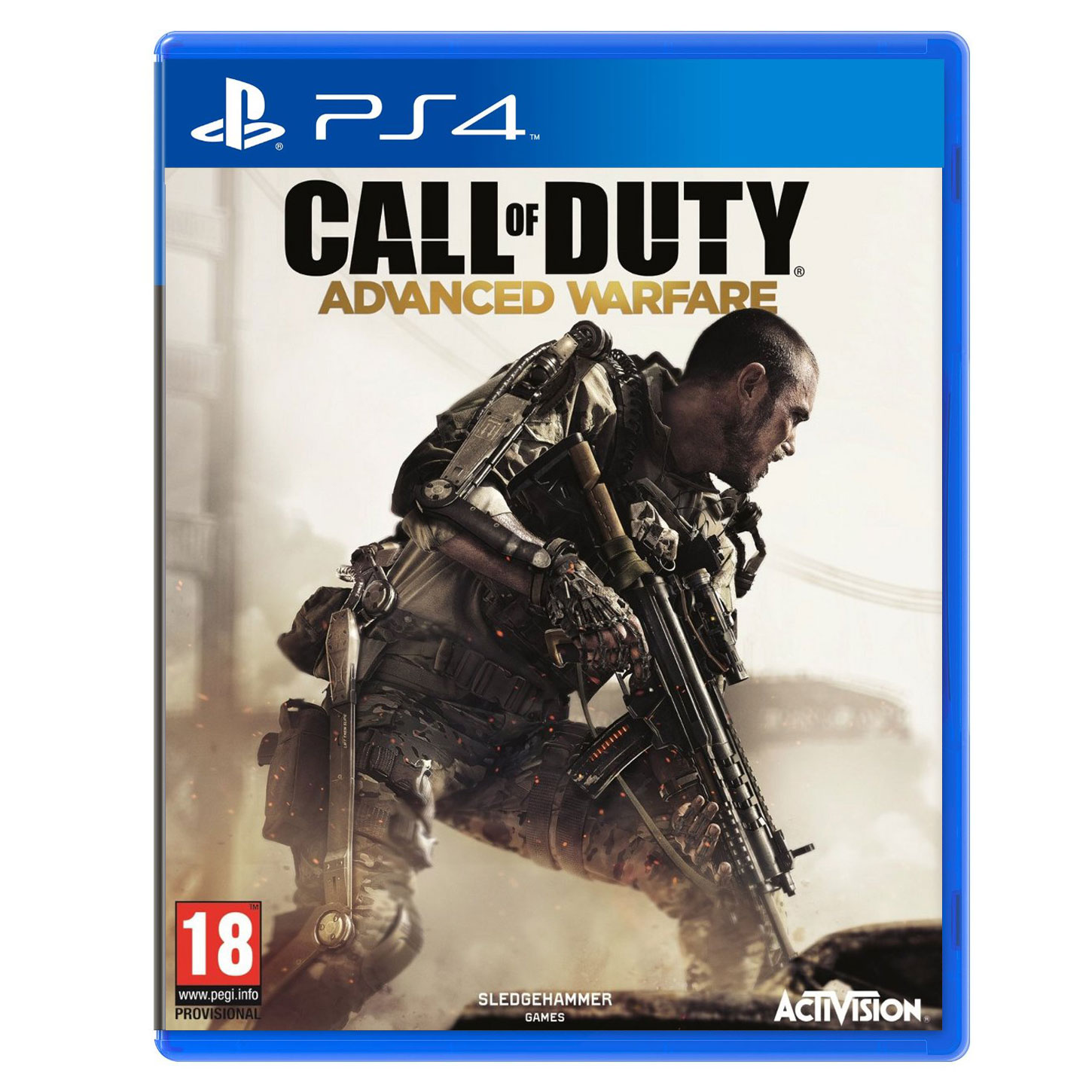 call of duty advanced warfare ps4 jeux ps4 activision. Black Bedroom Furniture Sets. Home Design Ideas