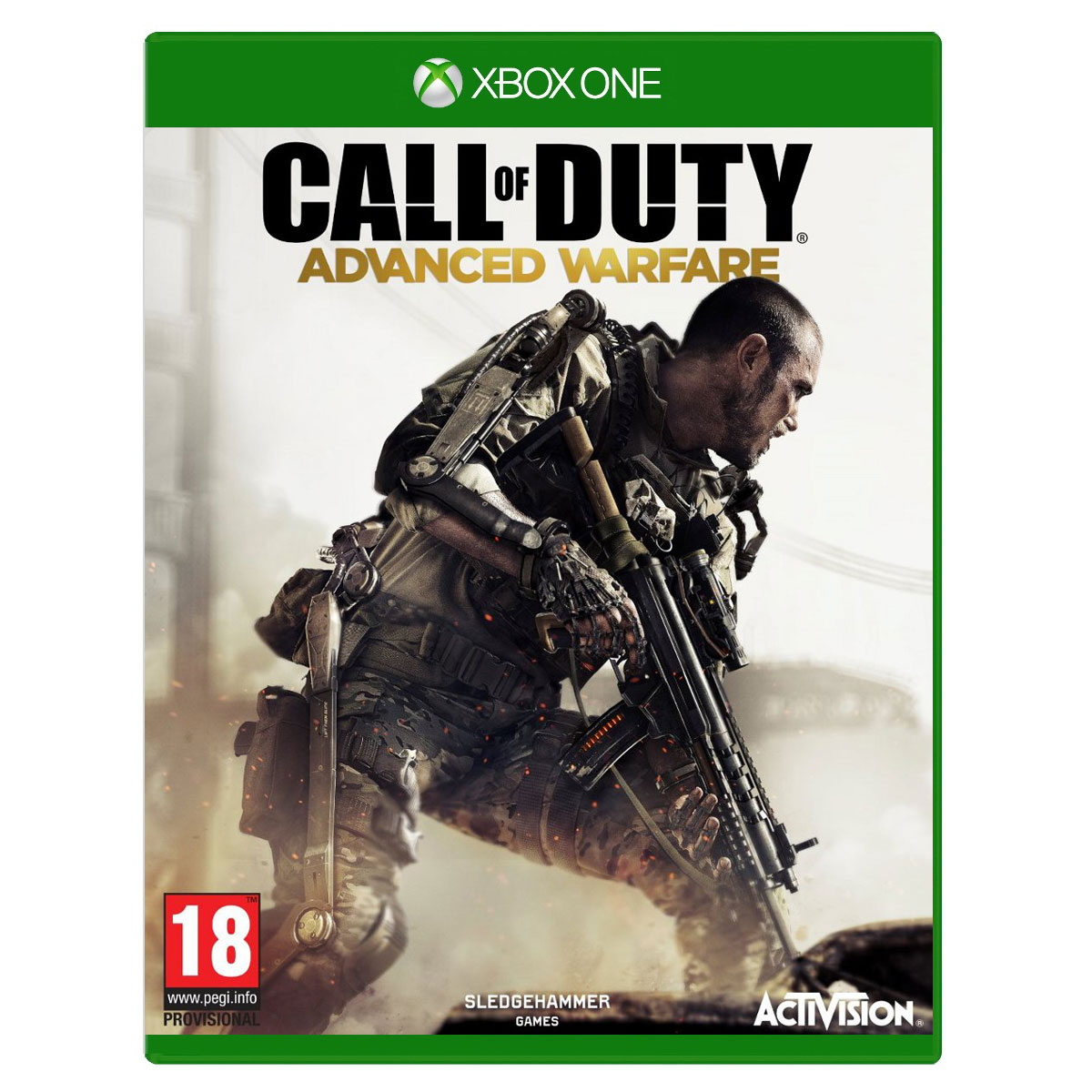 Jeux Xbox One Call Of Duty Advanced Warfare (Xbox One) Call Of Duty Advanced Warfare (Xbox One)