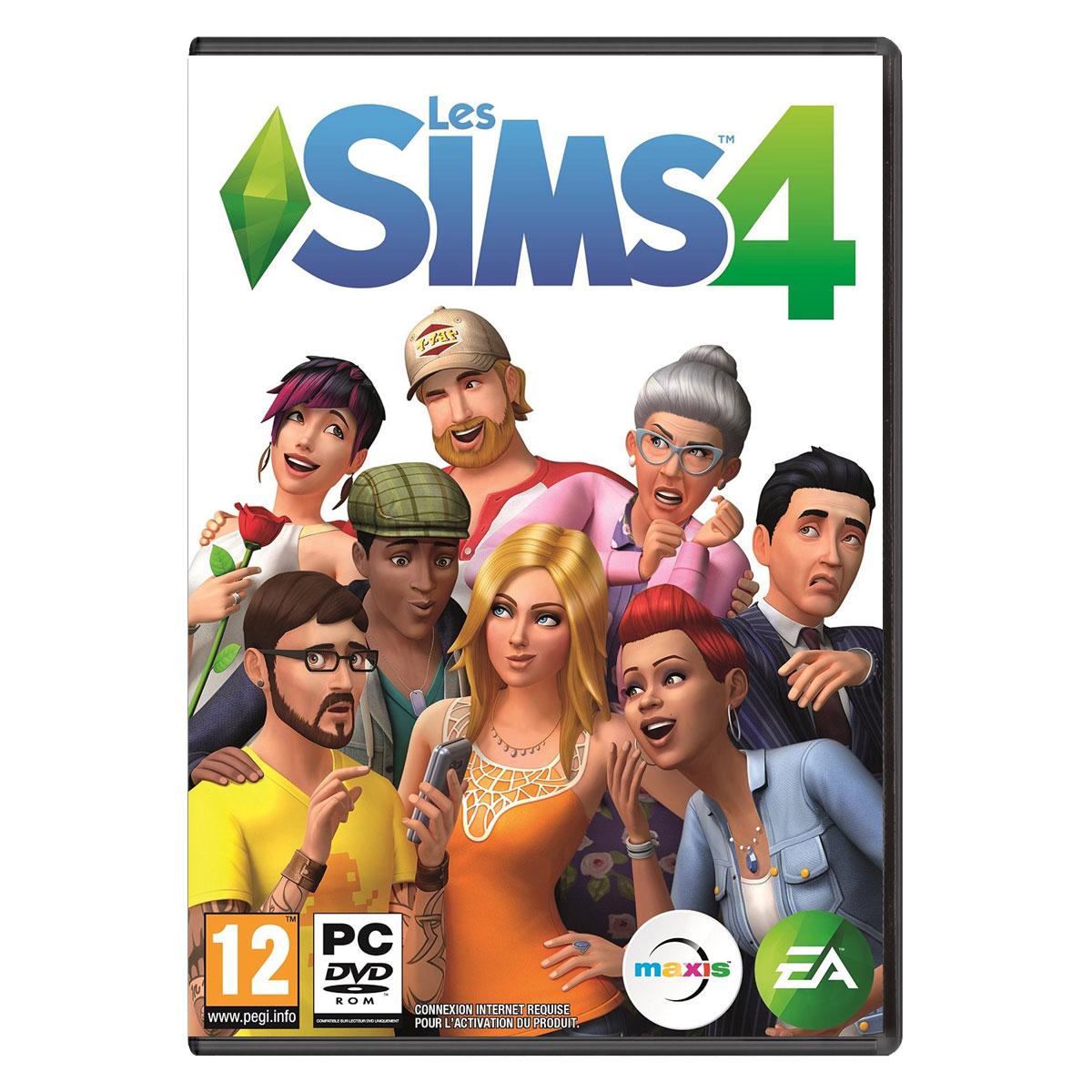 Jeux PC Les Sims 4 (PC) Les Sims 4 (PC)