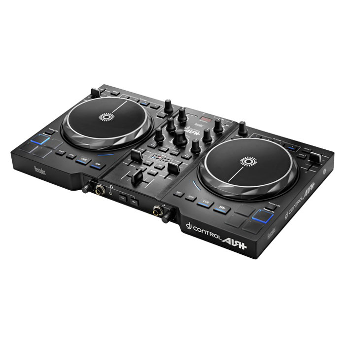 Hercules dj control air table de mixage hercules sur ldlc - Telecharger table de mixage dj gratuit pour pc ...