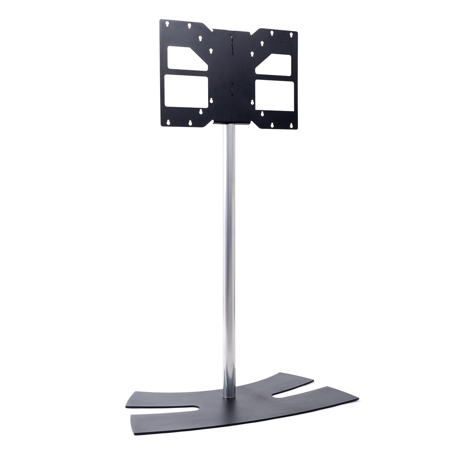 Erard lux up 1600xl noir 038442 achat vente support for Table pour televiseur ecran plat