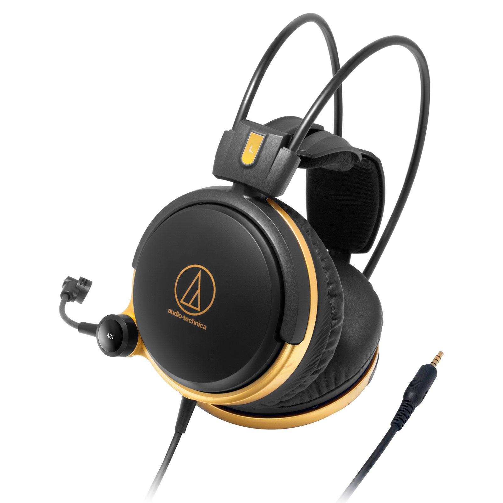 audio technica ath ag1 micro casque audio technica sur ldlc. Black Bedroom Furniture Sets. Home Design Ideas