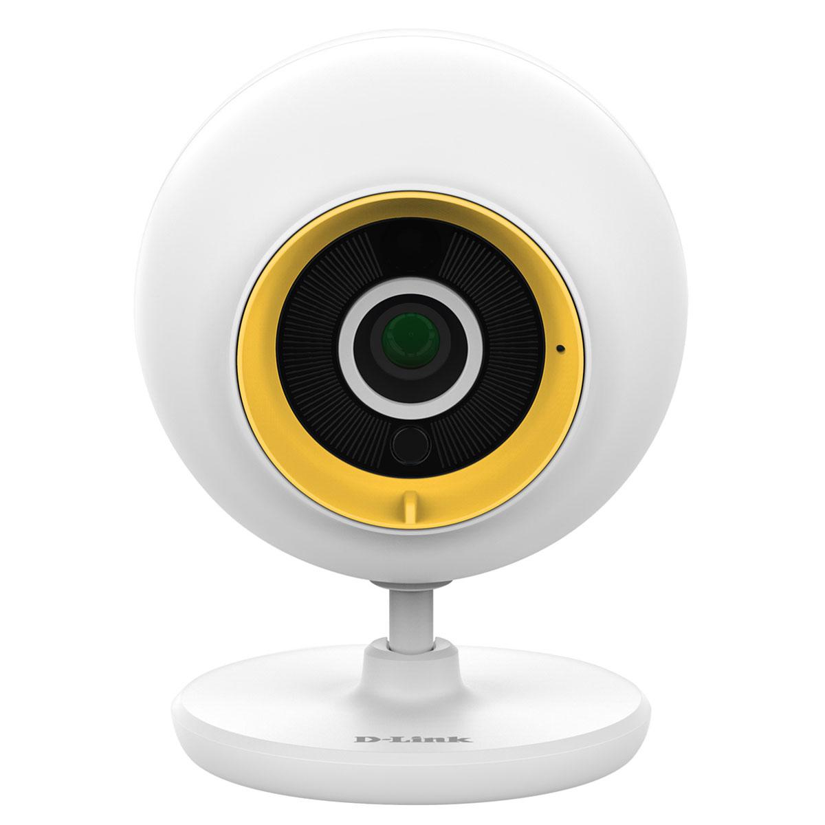Caméra IP D-Link EyeOn Pet Caméra de surveillance sans fil à vision nocturne pour animal de compagnie