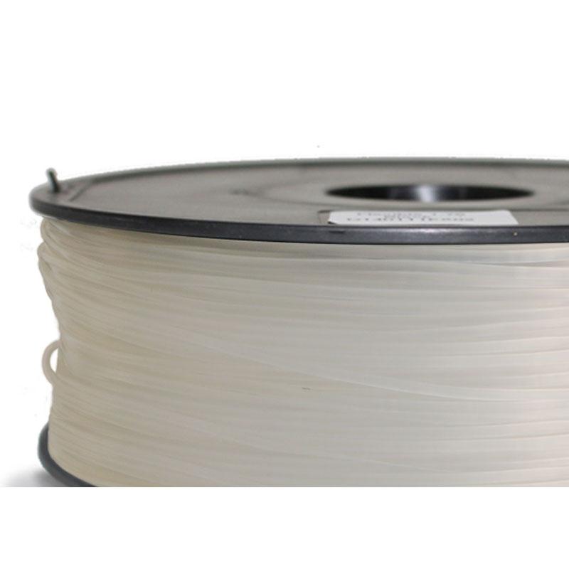 Filament pla 1kg pour imprimante 3d naturel pla 025 - Bobine imprimante 3d ...