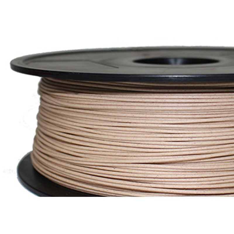 Filament bois 800gr pour imprimante 3d bois naturel - Bobine imprimante 3d ...