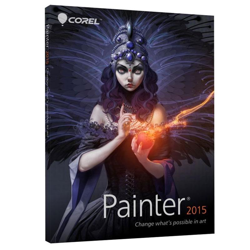 Logiciel graphisme & Photo Corel Painter 15 Logiciel d'art numérique (français, WINDOWS)