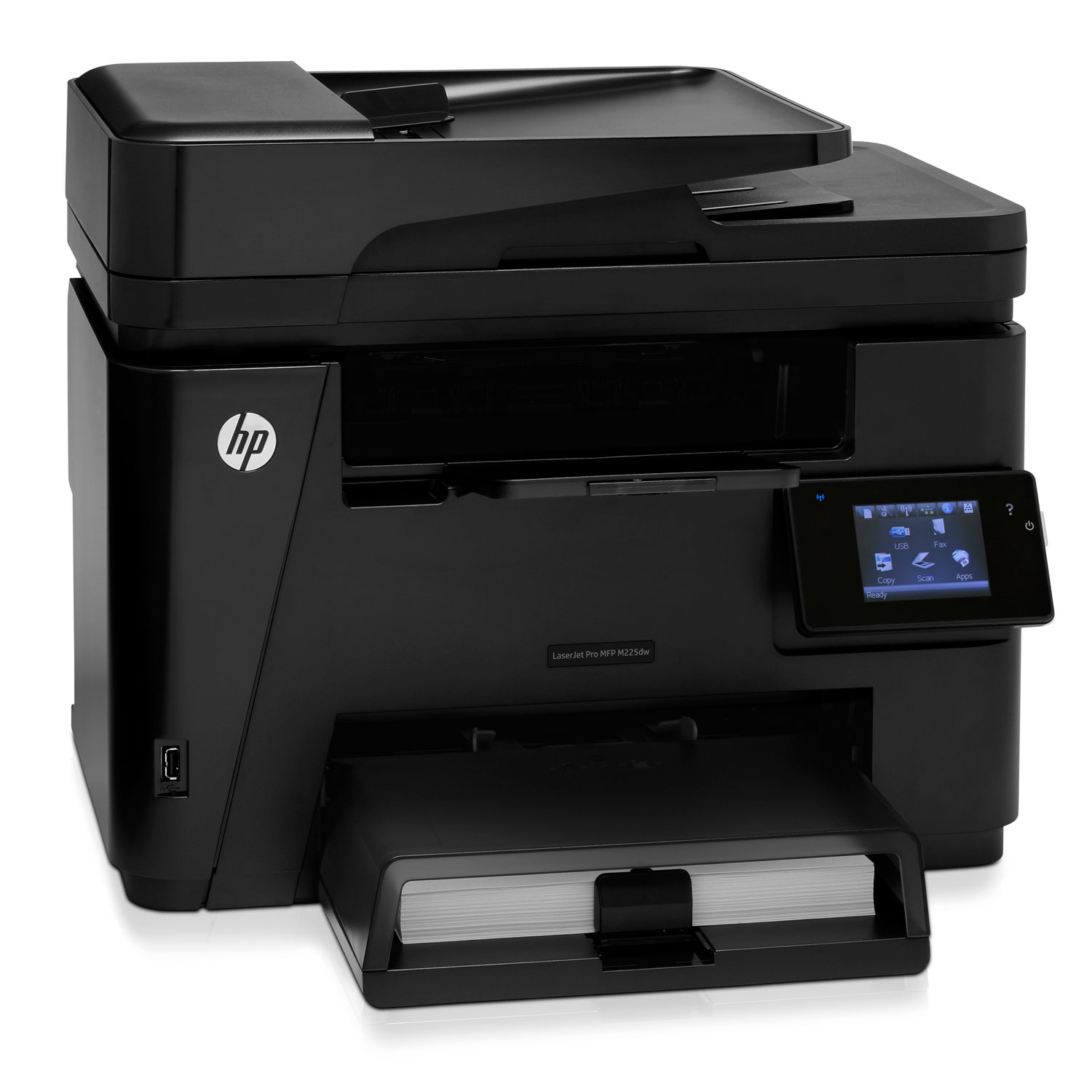 hp laserjet pro mfp m225dw imprimante multifonction hp sur ldlc. Black Bedroom Furniture Sets. Home Design Ideas