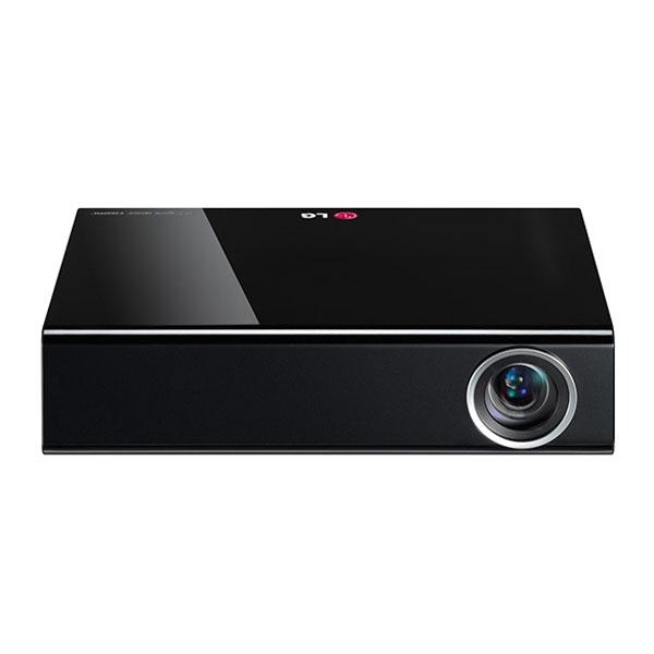 Vidéoprojecteur LG PA1000T Vidéoprojecteur HD DLP WXGA 1000 Lumens avec HDMI, MHL, USB et Tuner TNT intégré