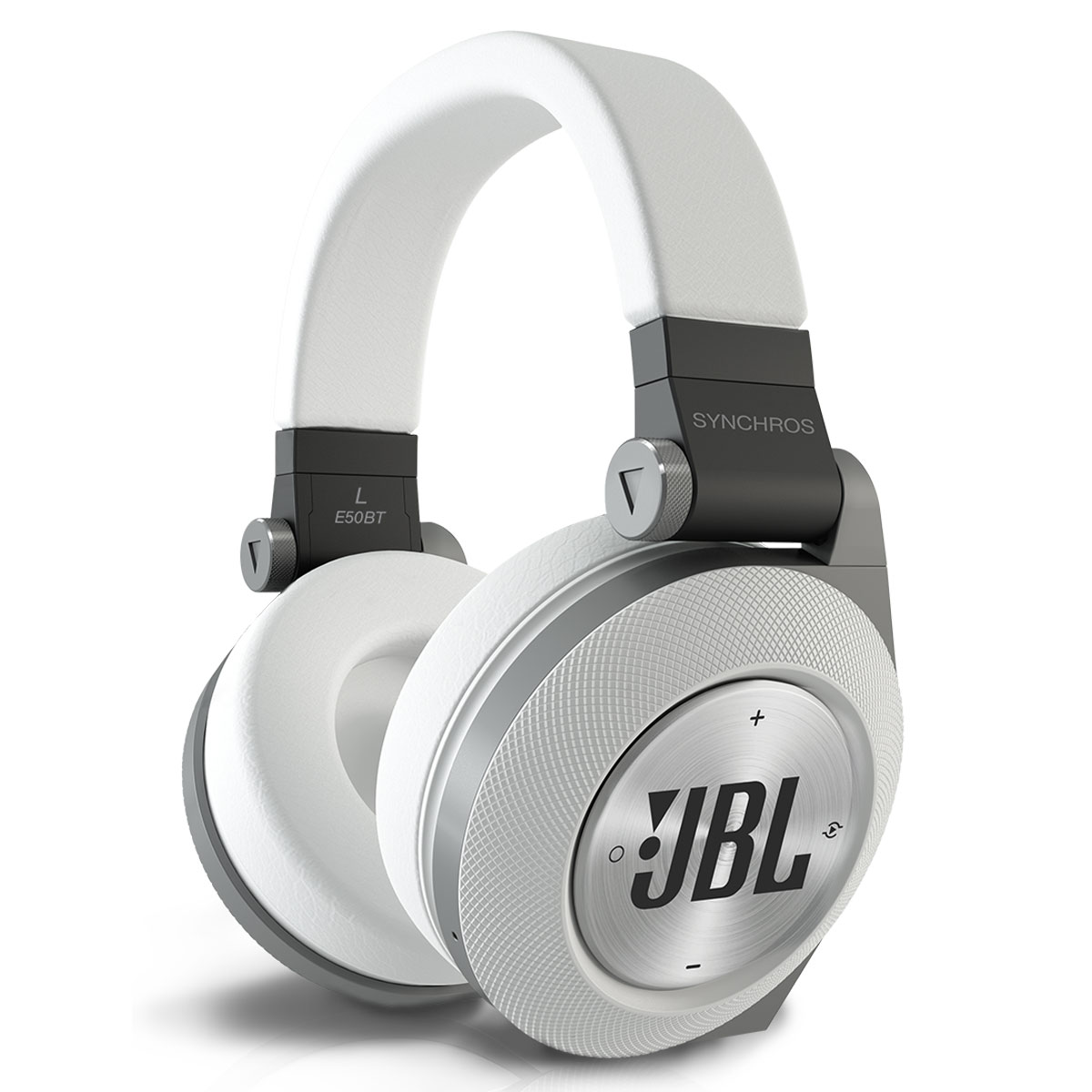 jbl e50bt blanc casque jbl sur ldlc. Black Bedroom Furniture Sets. Home Design Ideas