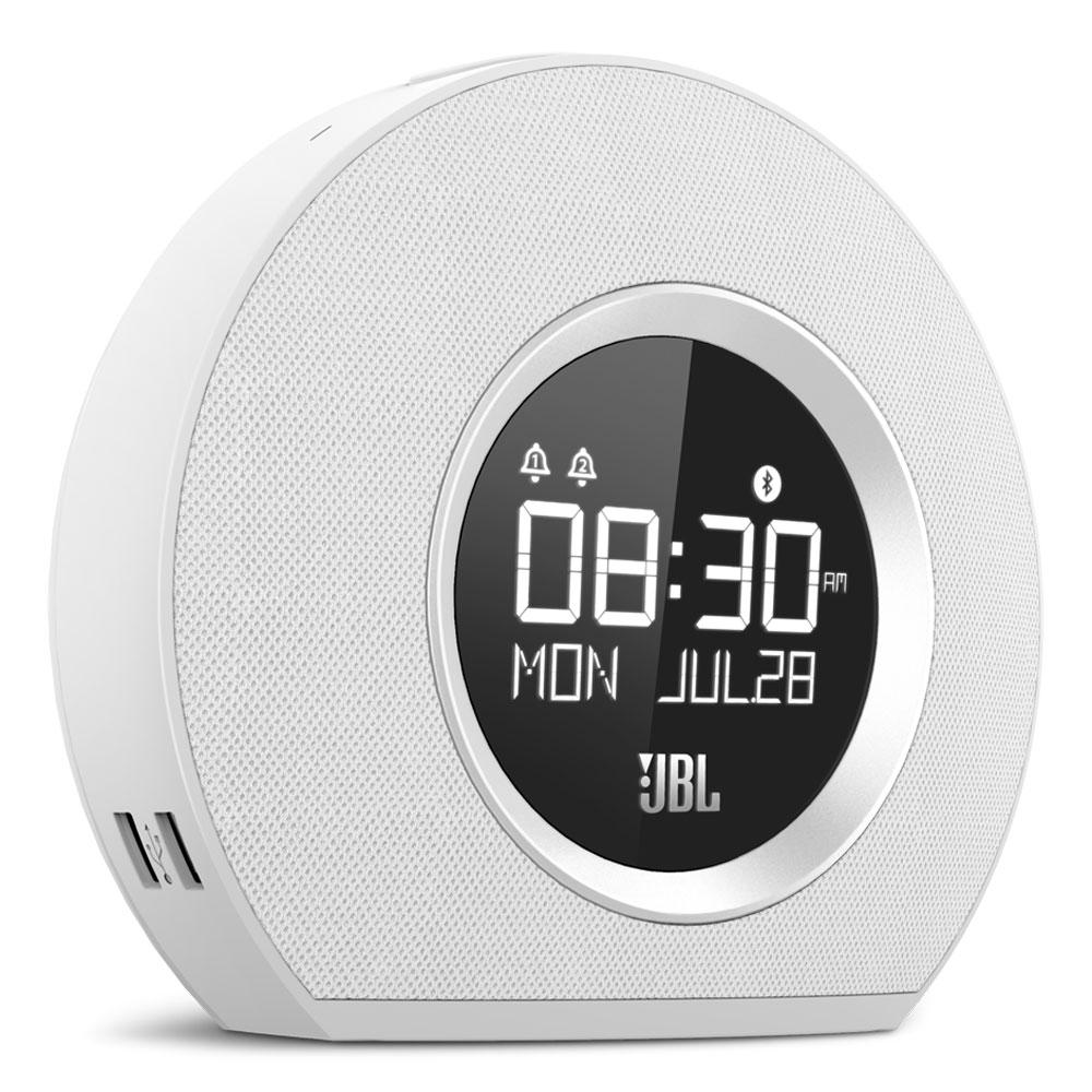 jbl horizon blanc jblhorizonwhteu achat vente radio radio r veil sur. Black Bedroom Furniture Sets. Home Design Ideas