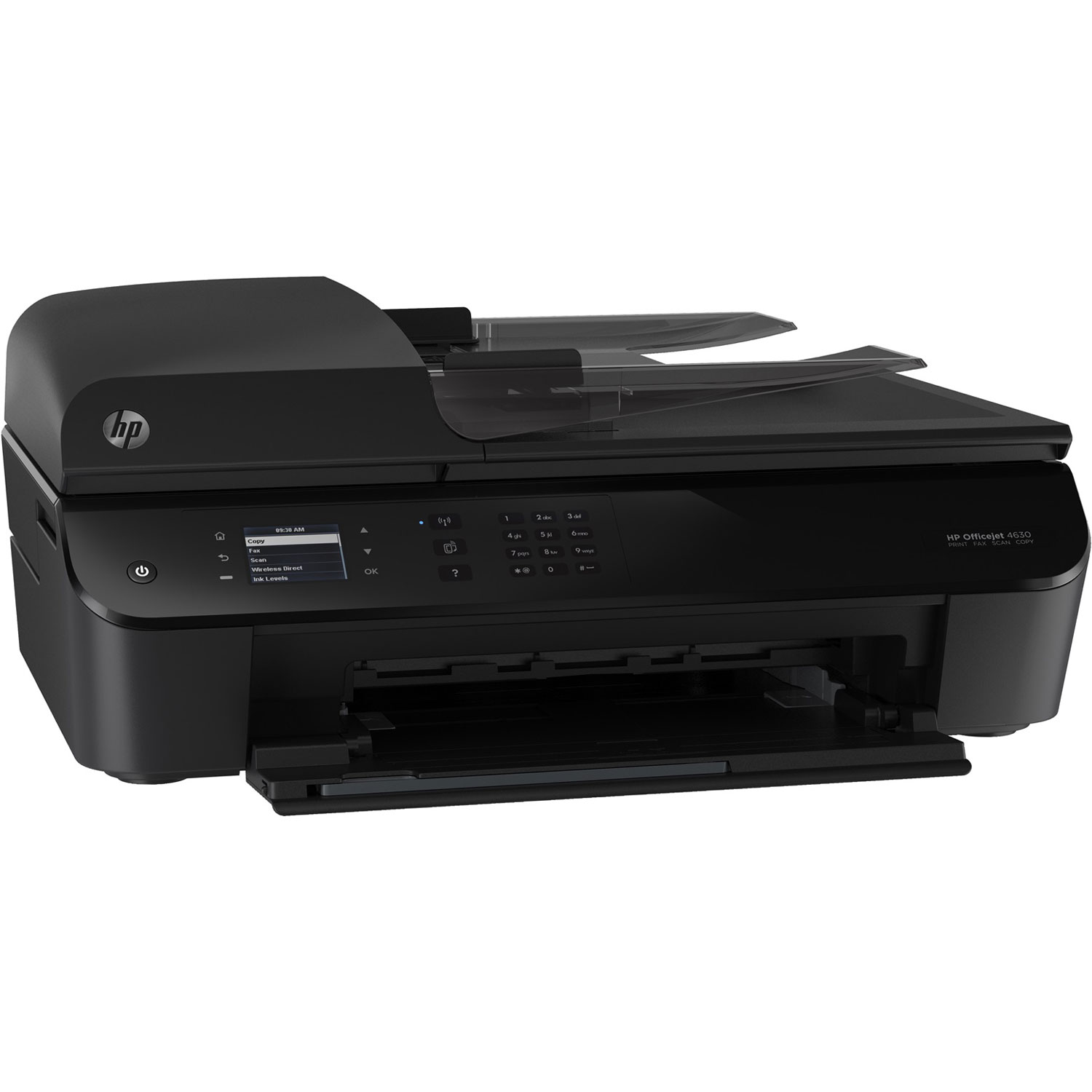hp officejet 4632 e tout en un imprimante multifonction. Black Bedroom Furniture Sets. Home Design Ideas