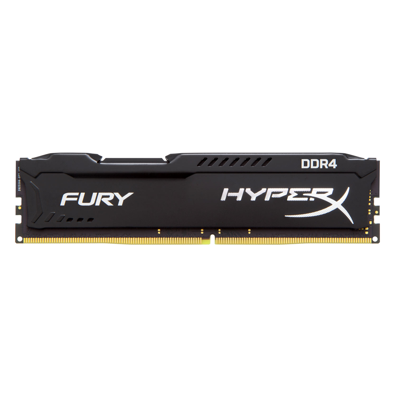 Hyperx Fury Noir 16 Go 2x 8go Ddr4 2400 Mhz Cl15