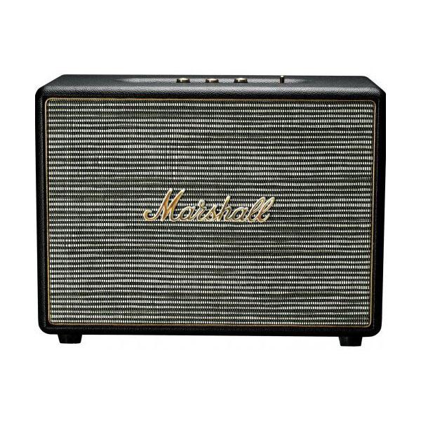 Marshall Woburn Noir Dock Enceinte Bluetooth Marshall Sur Ldlc