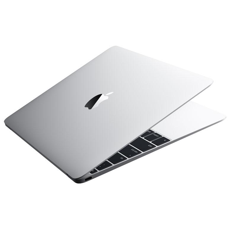 apple macbook 12 argent mf855f a macbook apple sur ldlc. Black Bedroom Furniture Sets. Home Design Ideas