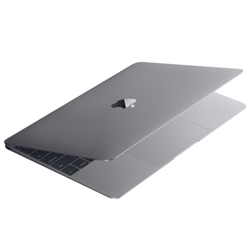 apple macbook 12 gris sid ral mjy42f a macbook apple. Black Bedroom Furniture Sets. Home Design Ideas