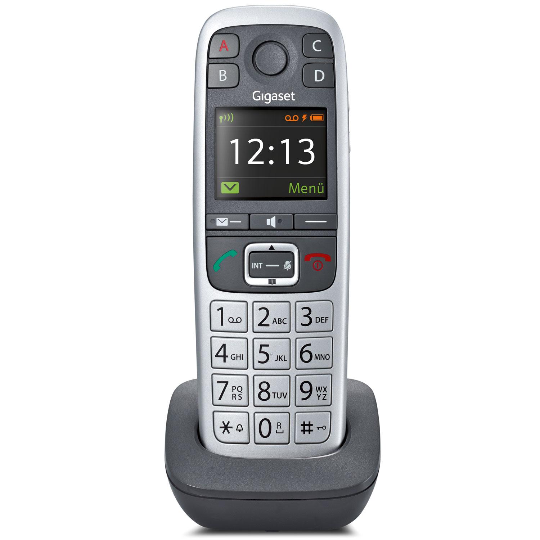 gigaset e550h t l phone sans fil gigaset sur ldlc. Black Bedroom Furniture Sets. Home Design Ideas