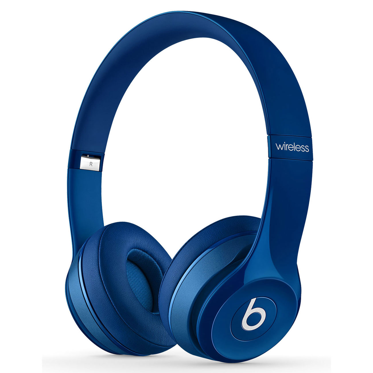 beats solo 2 wireless bleu casque beats by dr dre sur ldlc. Black Bedroom Furniture Sets. Home Design Ideas