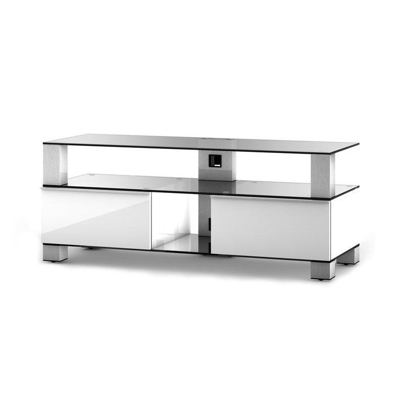 sonorous md9120 blanc meuble tv sonorous sur ldlc. Black Bedroom Furniture Sets. Home Design Ideas