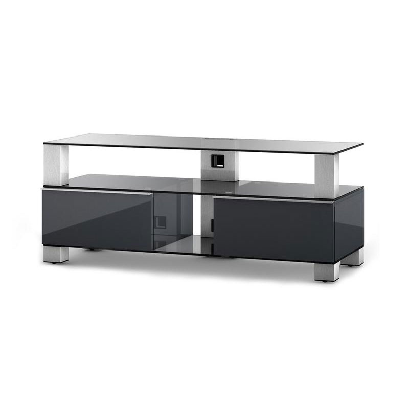 sonorous md9120 gris meuble tv sonorous sur ldlc. Black Bedroom Furniture Sets. Home Design Ideas