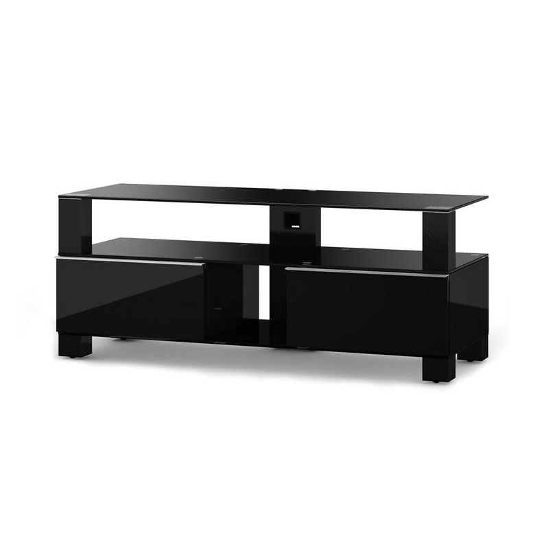 sonorous md9120 noir meuble tv sonorous sur ldlc. Black Bedroom Furniture Sets. Home Design Ideas