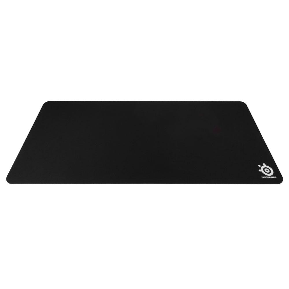Tapis de souris SteelSeries QcK XXL Tapis de souris/clavier gaming - souple - surface en tissu haute performance - base en gomme - format très large (900 x 400 x 4 mm)