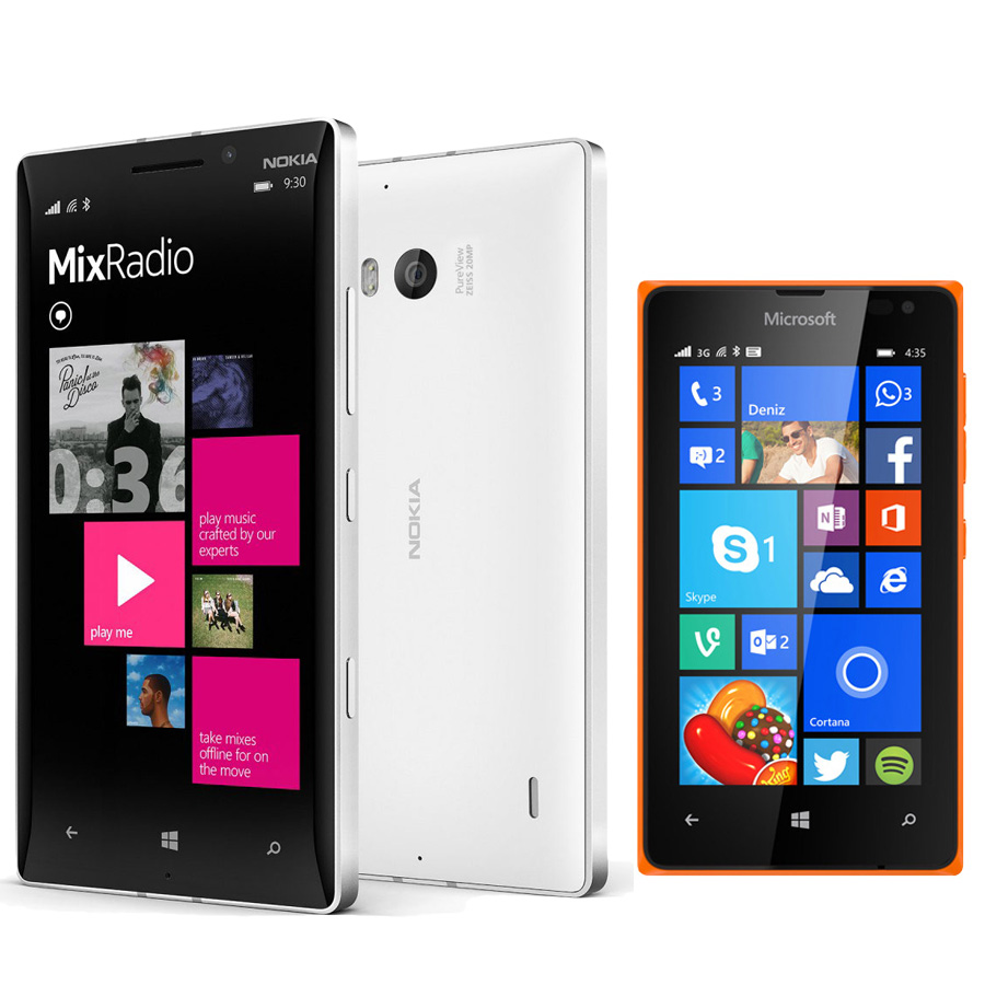 nokia lumia 930 blanc lumia 435 dual sim orange mobile smartphone nokia sur ldlc. Black Bedroom Furniture Sets. Home Design Ideas