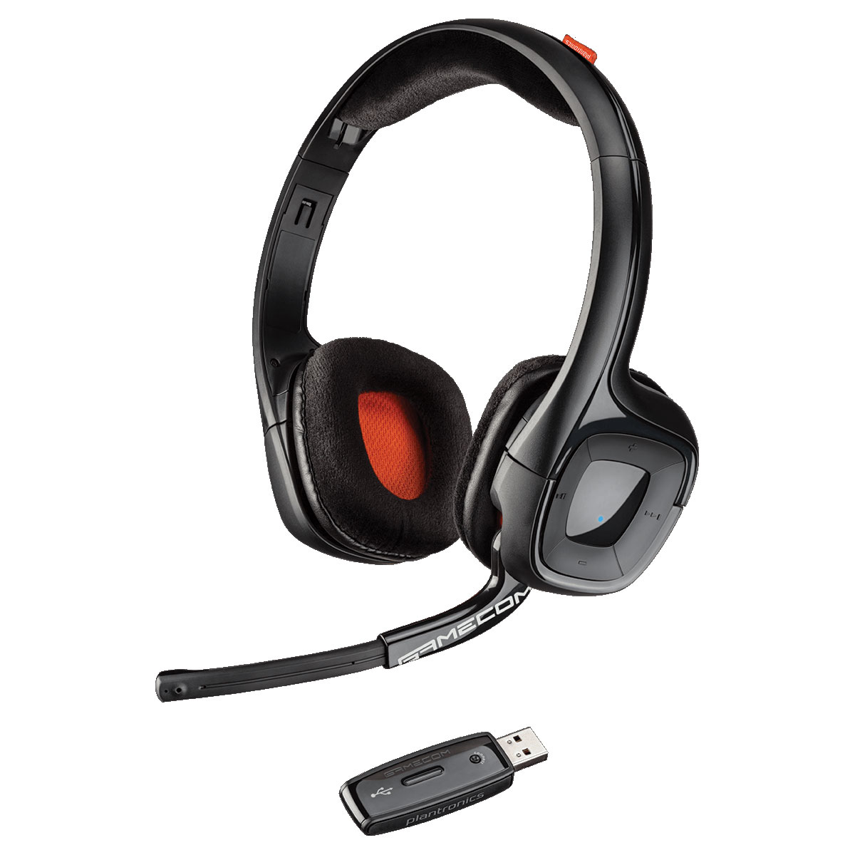 plantronics gamecom 818 p80 micro casque plantronics sur ldlc. Black Bedroom Furniture Sets. Home Design Ideas