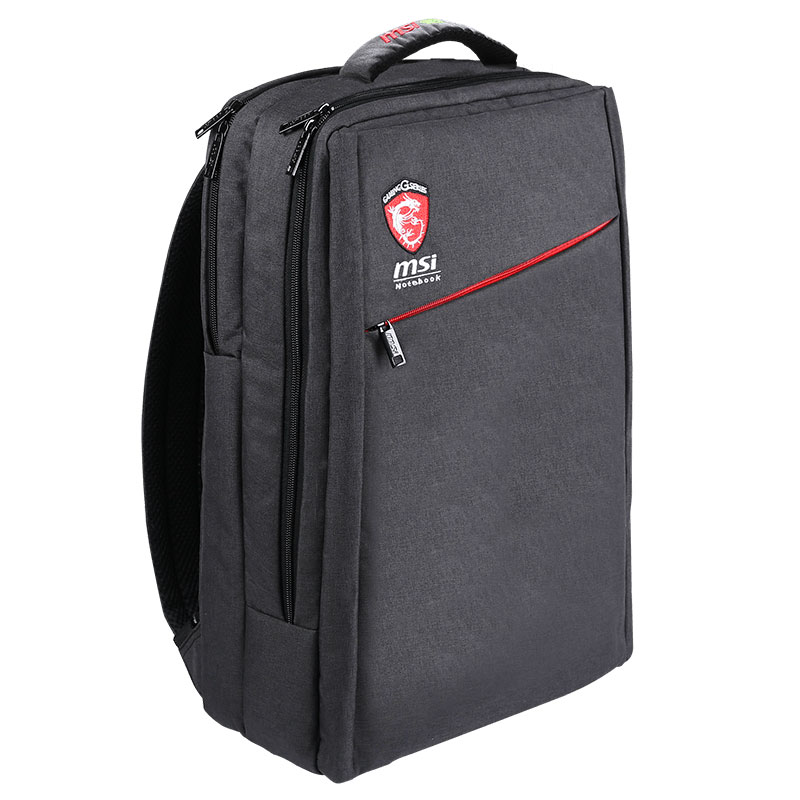 msi adeona backpack sac sacoche housse msi sur ldlc. Black Bedroom Furniture Sets. Home Design Ideas