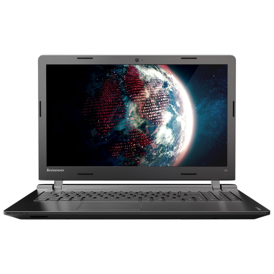 prix pc portable lenovo ideapad 100 15 dual core 2 go technopro tunisie. Black Bedroom Furniture Sets. Home Design Ideas