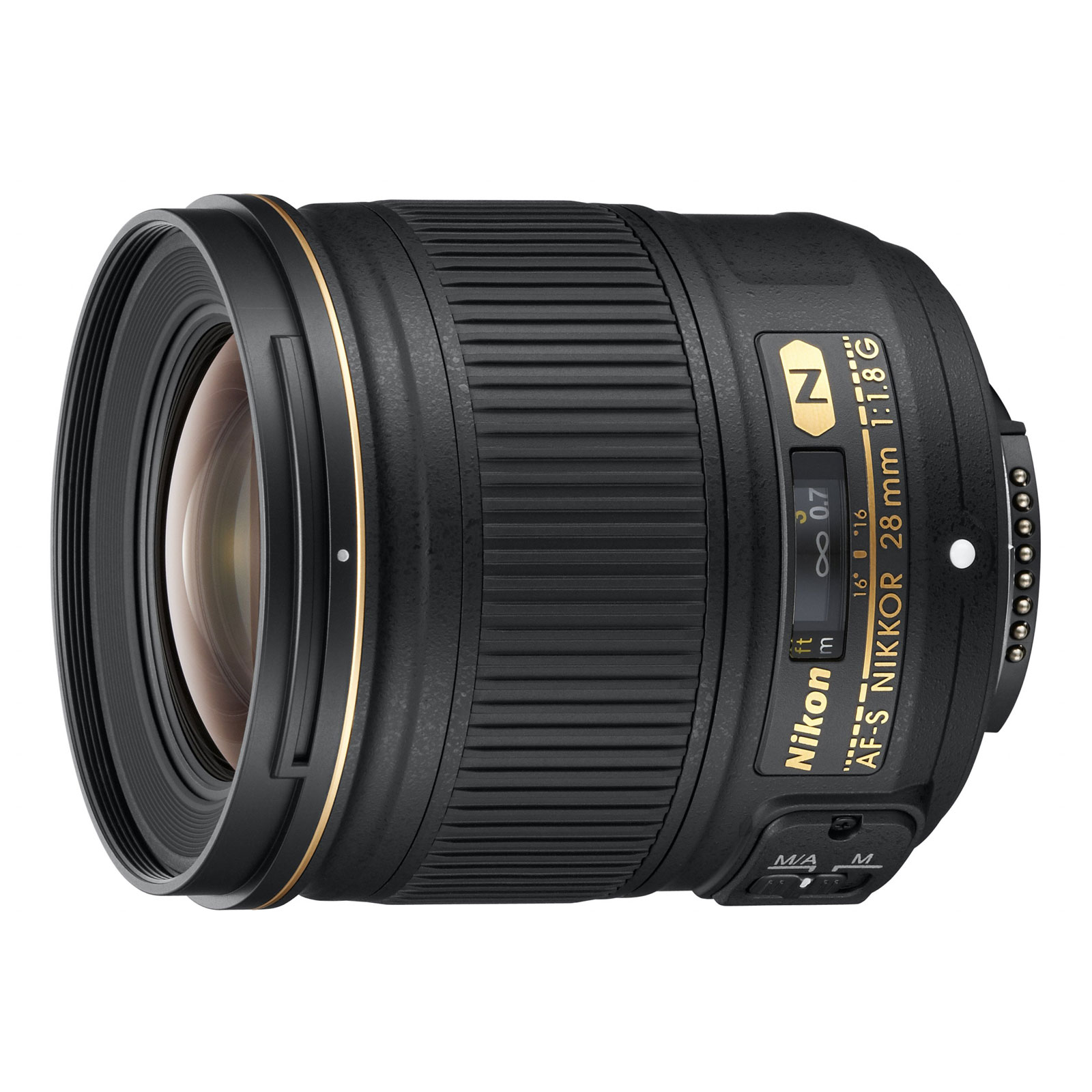 nikon af s nikkor 28mm f 1 8g objectif appareil photo nikon sur ldlc. Black Bedroom Furniture Sets. Home Design Ideas