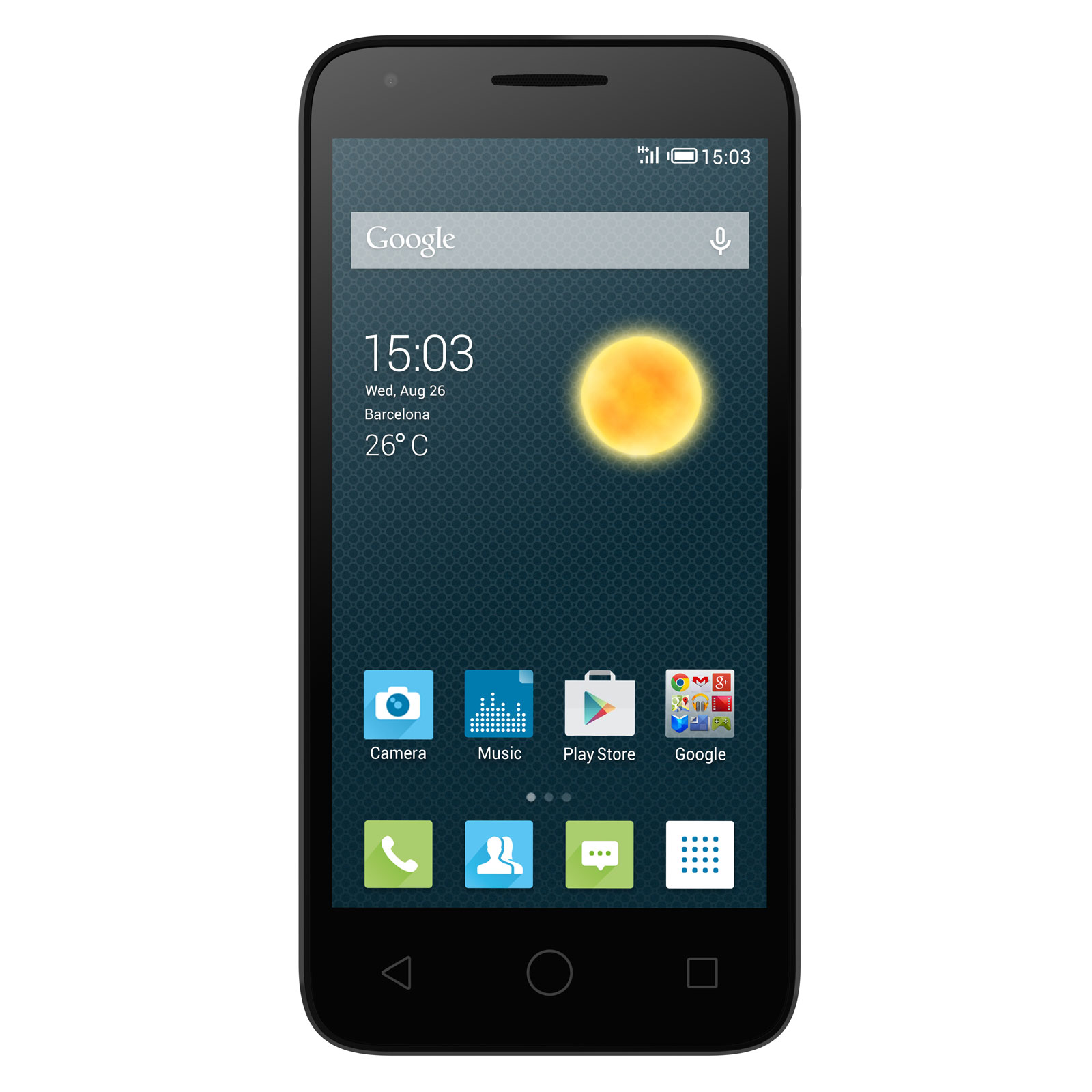 alcatel Pixi 3 (5) prix tunisie