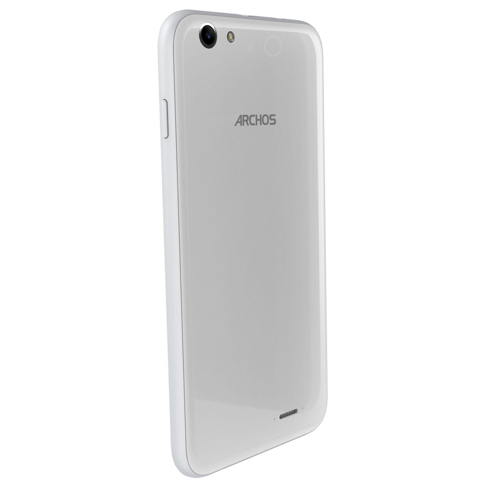 archos 55 helium plus blanc mobile smartphone archos sur ldlc. Black Bedroom Furniture Sets. Home Design Ideas