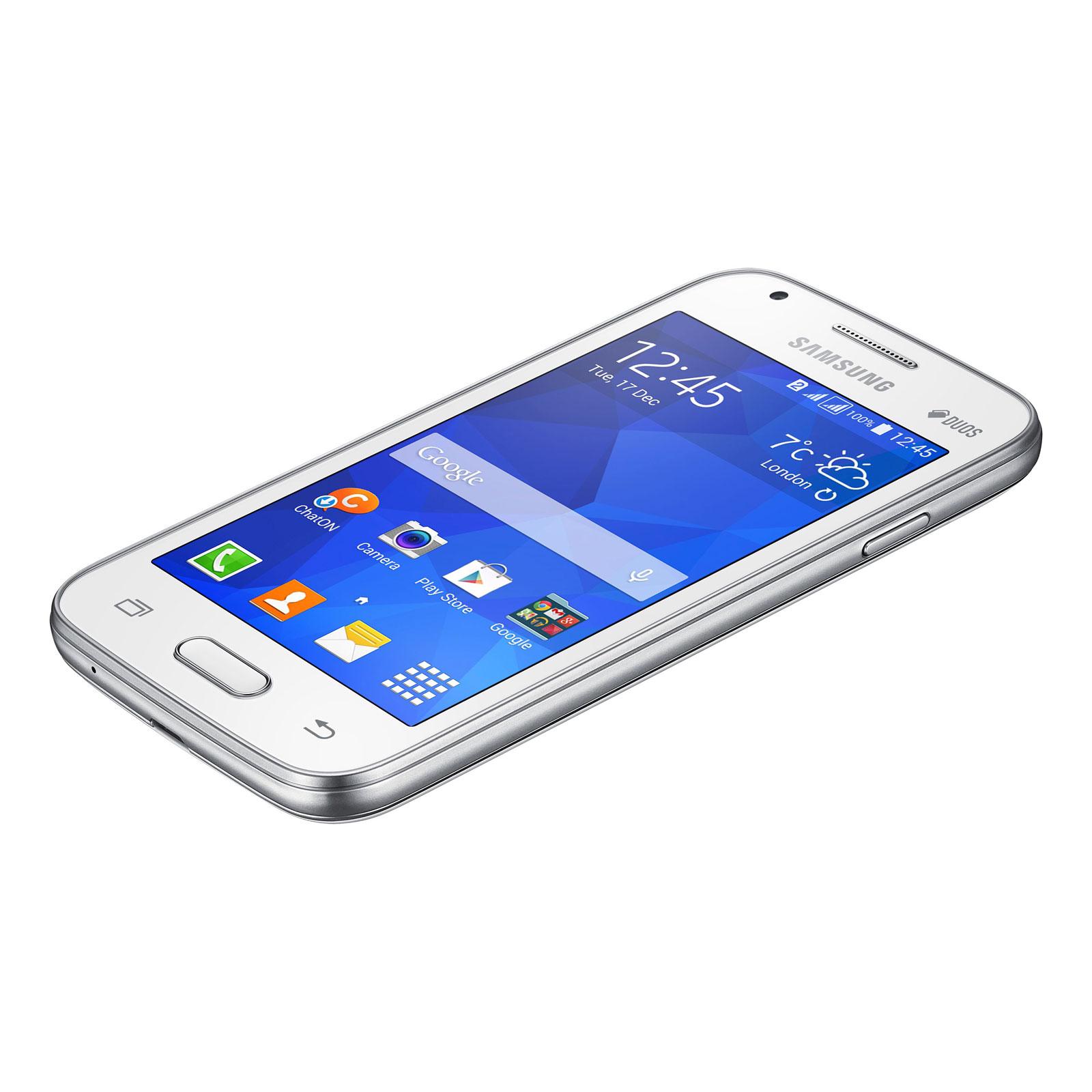 Samsung galaxy trend 2 lite sm g318 blanc mobile smartphone samsung sur ldlc - Portable samsung galaxy trend lite blanc ...
